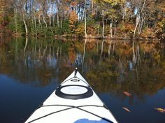 Crab Creek kayaking on the South River. Photo by: Deb Ament. Photo of the Week: http://cbf.typepad.com/chesapeake_bay_foundation/2012/12/photo-of-the-week-crab-creek-kayaking-.html
