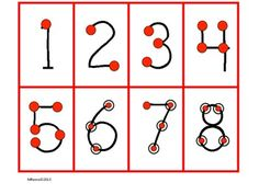 Teaching loves touch math on pinterest touch math puzzles and