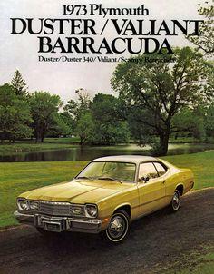 1973 Plymouth Duster Valiant Barracuda