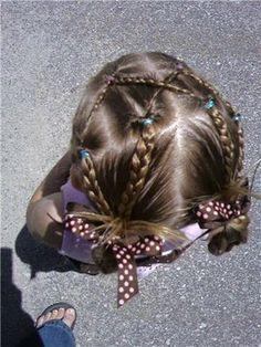 girl hair dos