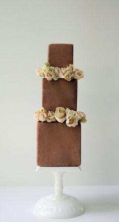 brown weddings, maggi austin, cake baking, box, chocolate wedding cakes, groom cake, chocolate cakes, flower, chocolate lovers