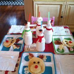 Kid's Christmas Breakfast