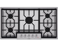 *Bosch Home Appliances - Products - Cooktops - Gas Cooktops - NGM8654UC $1300
