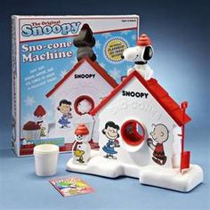 Snoopy snow cone maker remember this, ice cubes, snow cones, toy, snocon machin, childhood memori, snoopy, snoopi snocon, kid