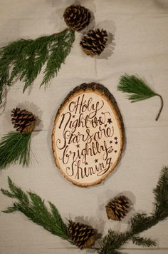 DIY Rustic Holiday L