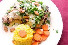 Lemon & Tahini Chicken - this was amazing!