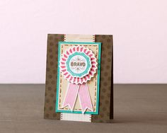 How to add color and dimension with Cricut® coordinating stamps and cut-out shapes.
