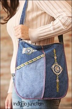 Creative Crossbody Bag