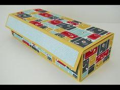 Mansize Store Flat Box (Stampin Up)