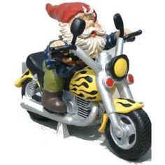 Biker Gnome