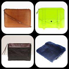 Four Fashionable iPad Cases