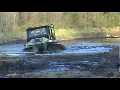 Hydratrek Multipurpose Amphibious Vehicles