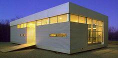 Prefab house kit (+plans): Modern prefab homes. Modular homes. Manufactured homes
