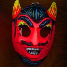 Vintage Red Devil