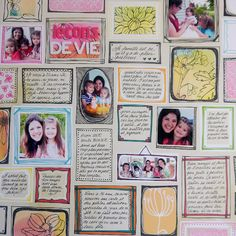 Cute use of the Amy Tangerine frames page :)