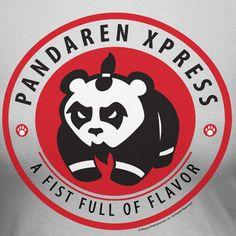 J!NX : World of Warcraft Pandaren Express Women's Tee