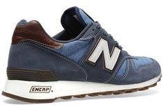New Balance x Cone Mills - 1300CD Denim Sneakers