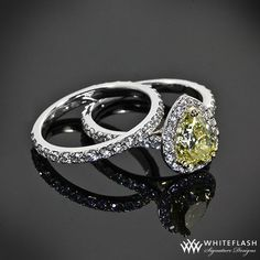 Yellow gemstone jewelry, whether you choose a fancy colored yellow diamond, a dusky citrine, or a sunshiny yellow sapphire, is romantic, flattering and fun. Sapphire Engagement, Engagement Rings Yellow, Jared Rings, Yellow Sapphire, Pale Yellow, Yellow Diamonds, Dreams Rings, Diamonds Engagement, Rings Ideas