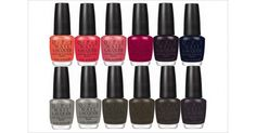 Nail polish for Fall 2011