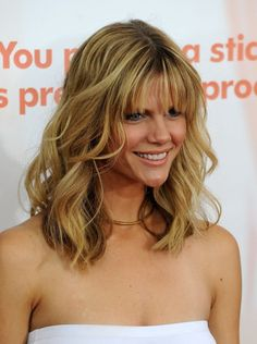 medium hairstyles with bangs 2013 - Google Search
