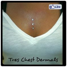 #Micro #Dermals! By #rily