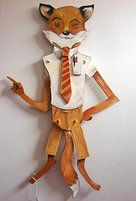 Fantastic Mr Fox Pull Toy