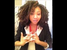 Natural Hair Protective Style:Crochet Braids