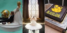 BLOG: #Baylor wedding ideas, from alums who have been there. (click for links galore)