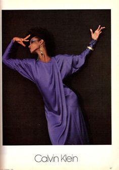 1982, calvin klein, 80s90s supermdel, vintag fashion, iman, fashion editori, 1980s model, 80s fashion, super model