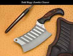 Todd Begg - Zombie Cleaver