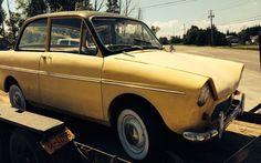 CVT Pioneer: 1961 DAF 600 - http://barnfinds.com/cvt-pioneer-1961-daf-600/