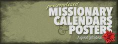 Missionary Calendars
