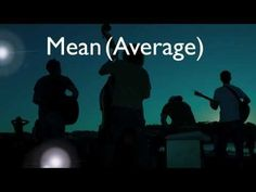 Rap songs of mean, median, mode and range
