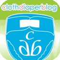 The 'Cloth Diaper Blog' is one of the pioneers in the cloth diaper industry to start a blog and offers resources and giveaways.