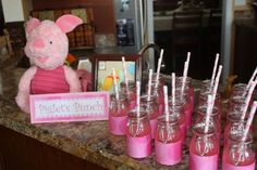 Piglet Punch for your Winnie the Pooh Themed party