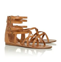 Tory Burch Lucas Sandal: a timeless gladiator silhouette that can go with virtually any warm-weather look