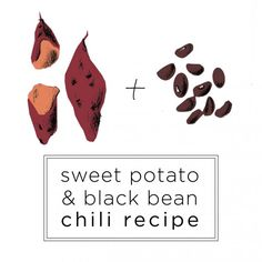 Make a Chili with Sweet Potatoes, Black Beans and Beer