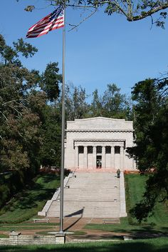 Visit Abraham Lincoln Birthplace National Historical Park, just outside Hodgenville in the Greater Elizabethtown, KY area.  I grew up about 29 miles southeast of here.