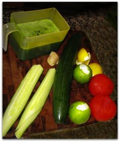 More green juicing recipes