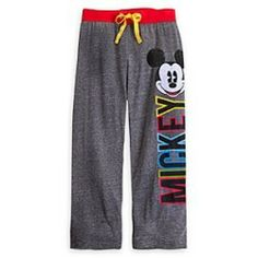 400007699670 Mickey Mouse Color Fusion Pants for Women #Products