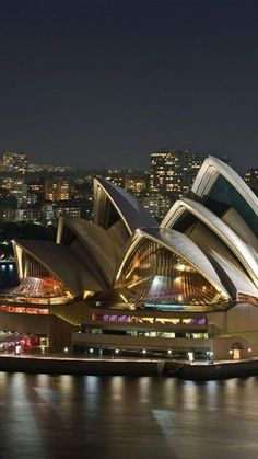 Since watching Masterchef, Australia, this has definitely moved onto the Wish List - Sydney, Australia.