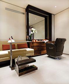 Le Posh | Salon and Spa Los Angeles, California SalonToday.com #home#hair#salon ideas