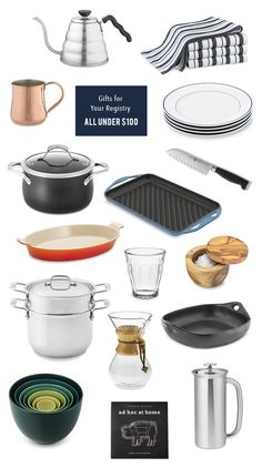 Win your dream registry at Williams-Sonoma (worth $5000!)