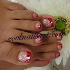 toe nail designs | eHow