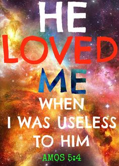 Amos 5:4.