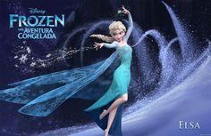 Elsa (voz en inglés de Idina Menzel)