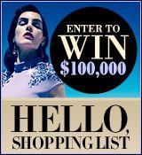 would <3 LOVE <3 to WIN Bazaar's $100,000 Luxury Shopping Spree..