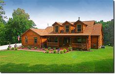 mountain, log cabins, shrub, cozi cabin, front porches