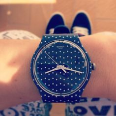 Swatch FOR THE LOVE OF K