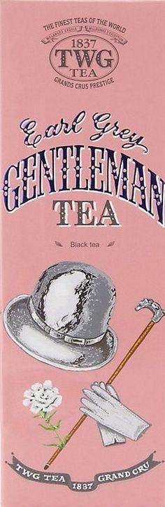 Harrods Earl Grey Gentleman's Tea